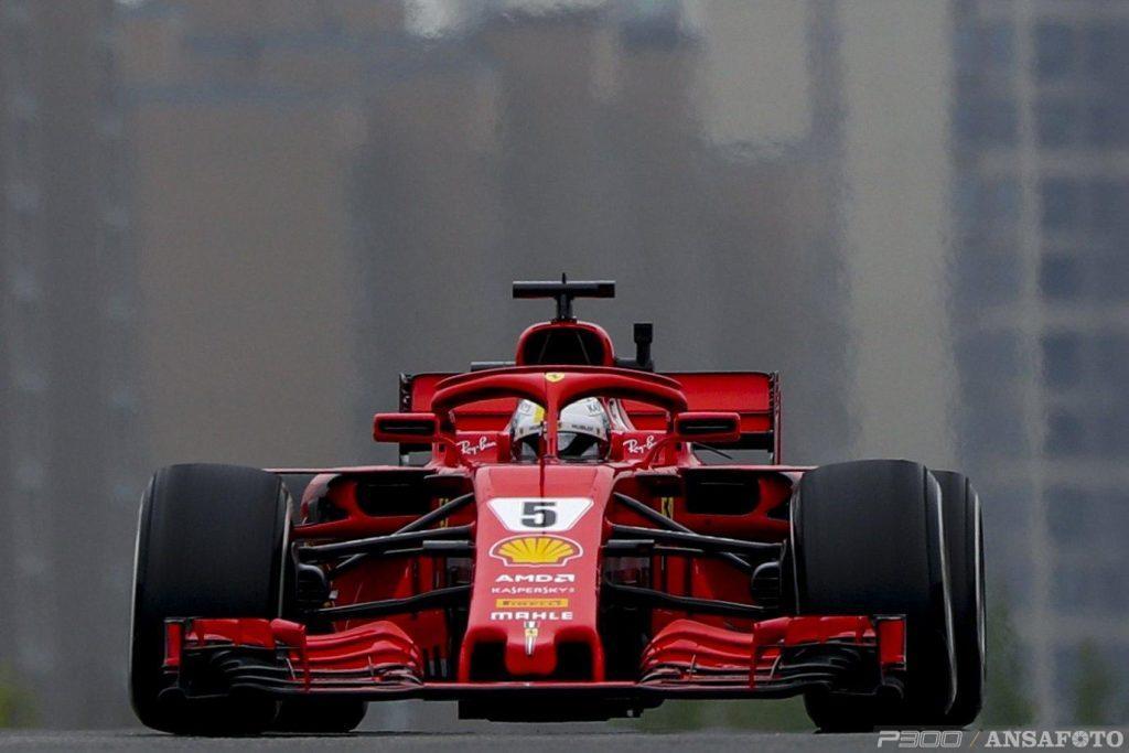 F1 | GP Cina, FP3: doppietta Ferrari, Vettel davanti a Raikkonen