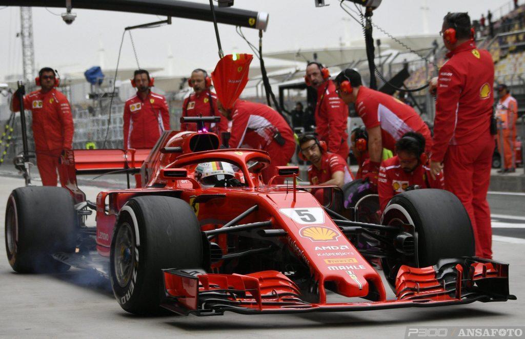 F1 | GP Cina, qualifiche: Ferrari imprendibili. Vettel-Raikkonen in prima fila