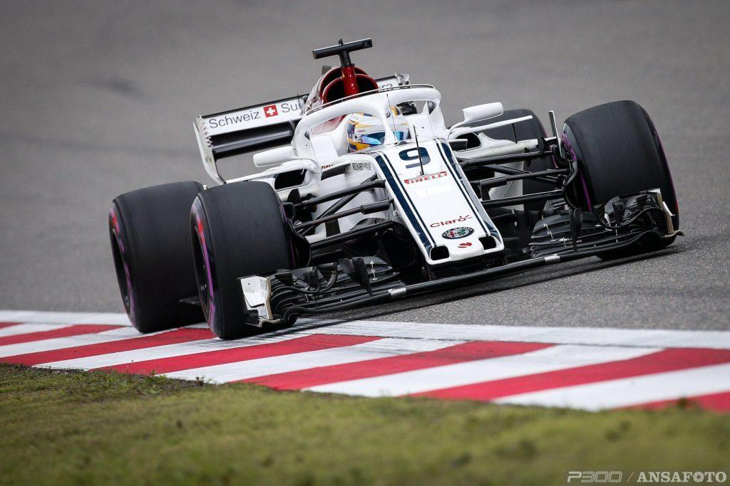 F1   Gp Cina, Ericsson penalizzato dopo le qualifiche