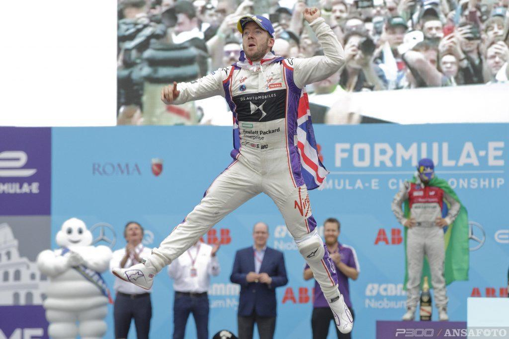 Formula E | Bird re di Roma, nuova beffa per Rosenqvist