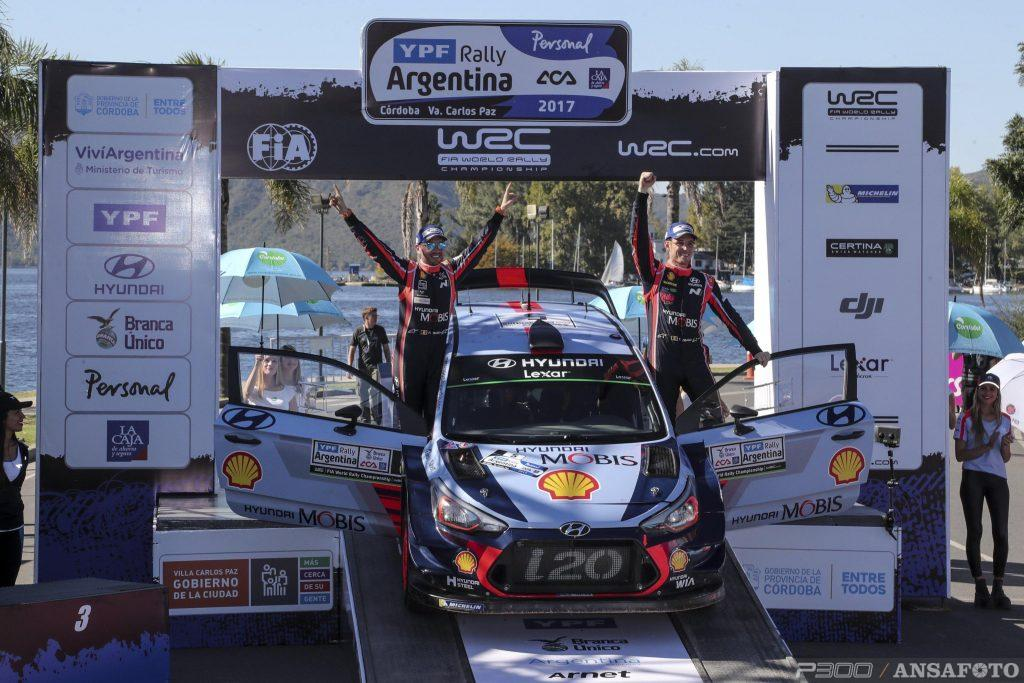 WRC   Rally d'Argentina 2018 - Anteprima