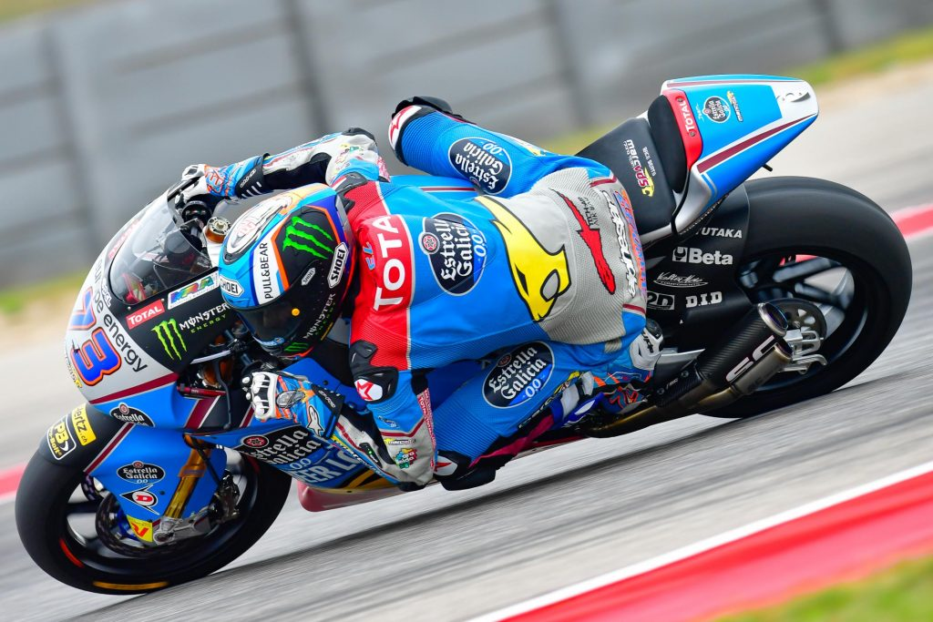Moto2 | GP Americas: Álex Márquez in pole al fulmicotone