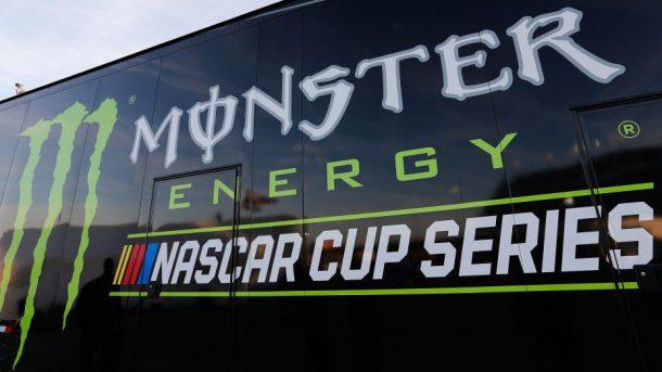 NASCAR   Monster