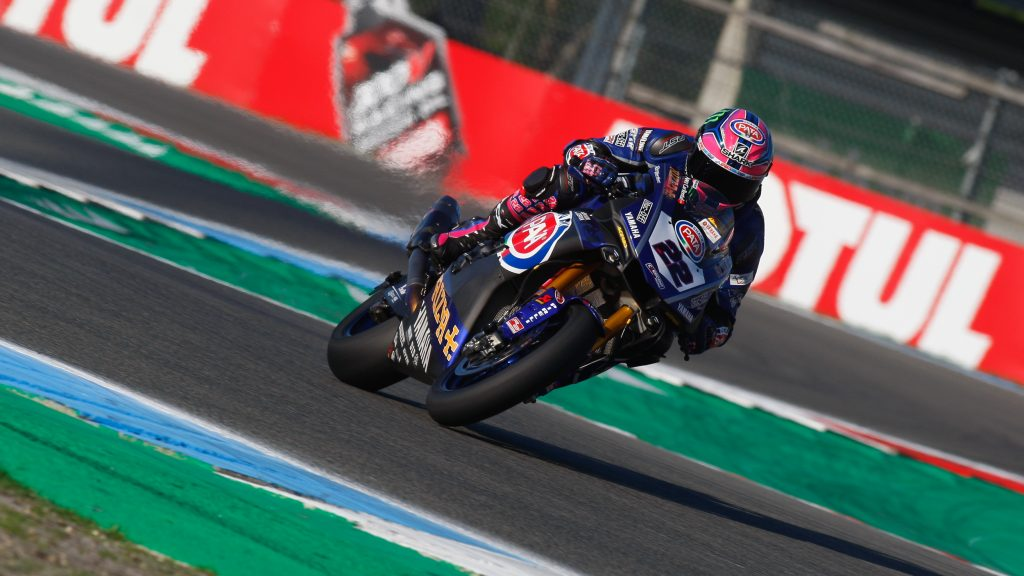 SBK | GP Olanda: prima Superpole di Alex Lowes