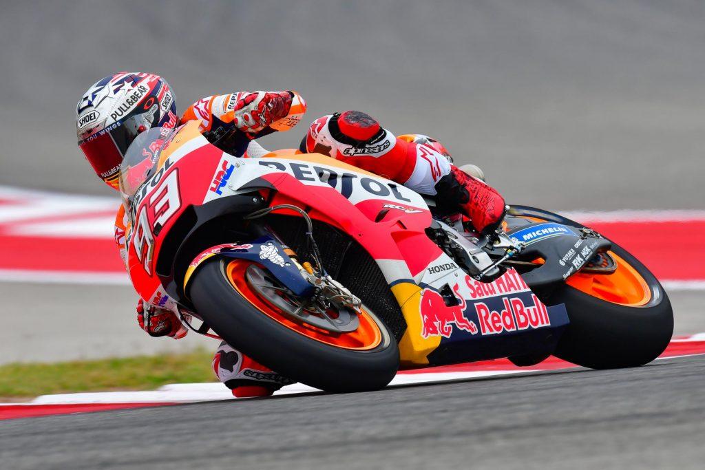 MotoGP   GP Americas 2018, sintesi warm-up