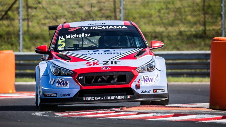 WTCR | Hungaroring: seconda pole consecutiva per Norbert Michelisz