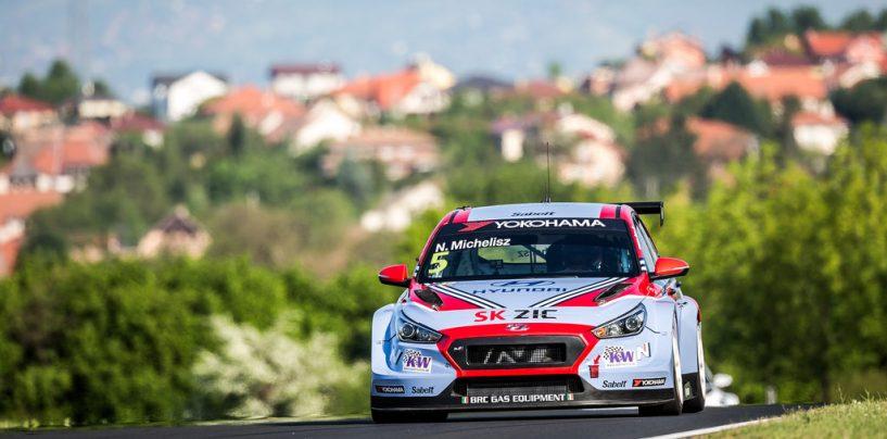 """<span class=""""entry-title-primary"""">WTCR   Michelisz infiamma l'Hungaroring, sua la pole di gara-1</span> <span class=""""entry-subtitle"""">Solo le Honda contrastano la corazzata Hyundai</span>"""