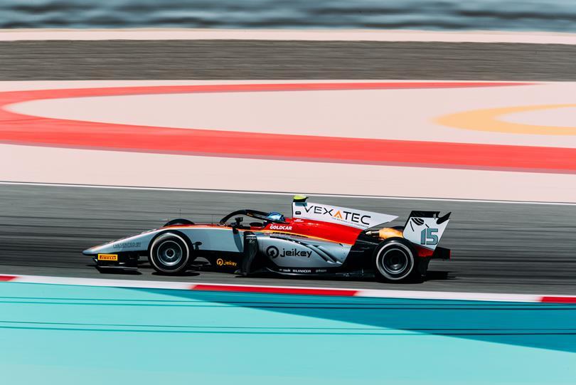 F2 | Nissany, Latifi, Albon e Merhi completano la entry list 2018