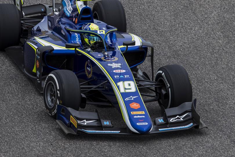F2   Bahrain: Lando Norris stacca la prima pole position