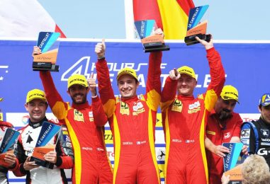 ELMS Le Castellet: vittoria al debutto per Racing Engineering