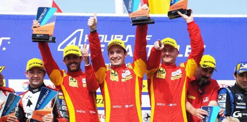 "<span class=""entry-title-primary"">ELMS Le Castellet: vittoria al debutto per Racing Engineering</span> <span class=""entry-subtitle"">RLR conquista la LMP3, Ferrari vince in volata tra le GTE</span>"