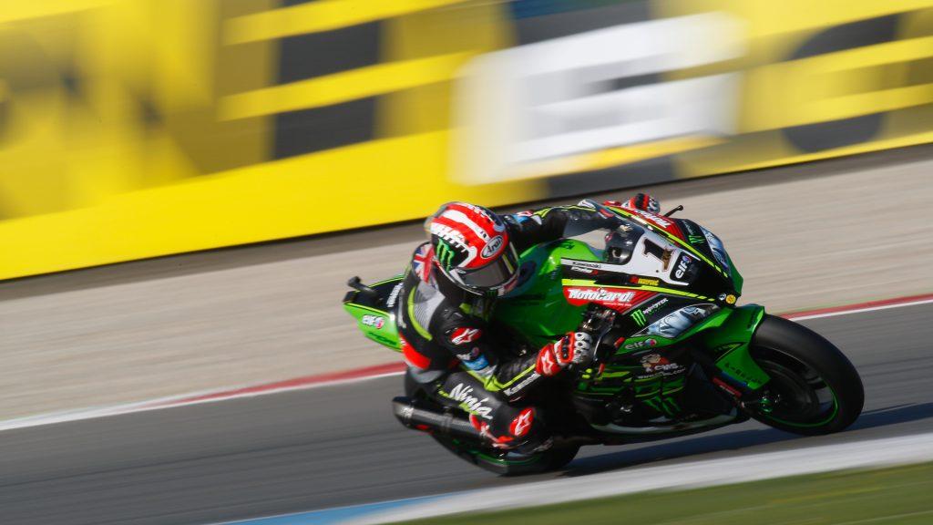 SBK | GP Olanda: Rea eguaglia Fogarty al TT di Assen