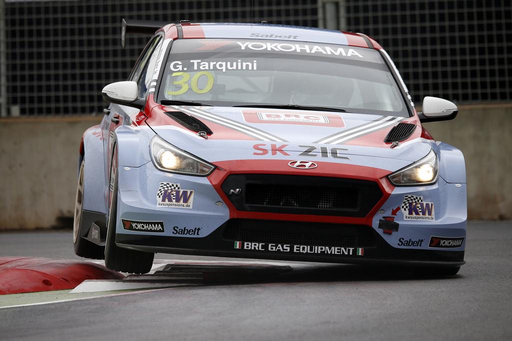 WTCR   Marrakech: Gabriele Tarquini vince gara-1!