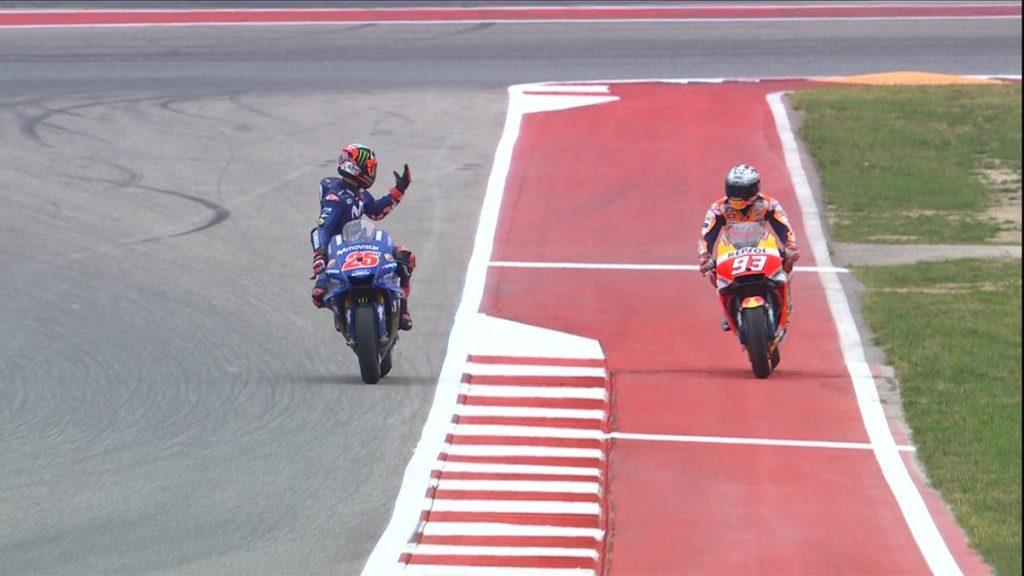 MotoGP | GP Americas: Márquez penalizzato, pole a Viñales