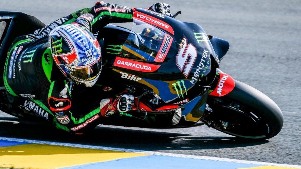 MotoGP   GP Francia: Johann Zarco fa la pole davanti al pubblico di casa