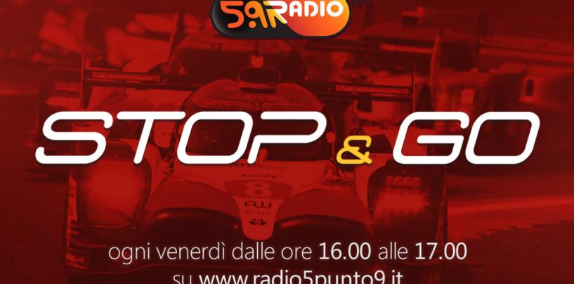 """<span class=""""entry-title-primary"""">""""Stop&Go"""" live venerdì 4 maggio alle ore 16.00 su Radio 5.9</span> <span class=""""entry-subtitle"""">La trasmissione di P300 in diretta fino alle 17</span>"""