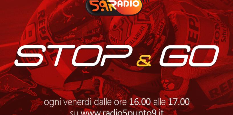 """<span class=""""entry-title-primary"""">""""Stop&Go"""" live venerdì 18 maggio alle ore 16.00 su Radio 5.9</span> <span class=""""entry-subtitle"""">La trasmissione di P300 in diretta fino alle 17</span>"""