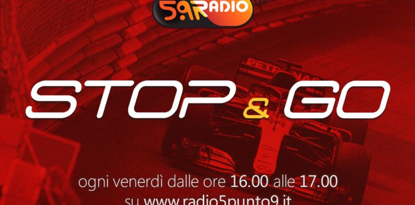 """<span class=""""entry-title-primary"""">""""Stop&Go"""" live venerdì 25 maggio alle ore 16.00 su Radio 5.9</span> <span class=""""entry-subtitle"""">La trasmissione di P300 in diretta fino alle 17</span>"""