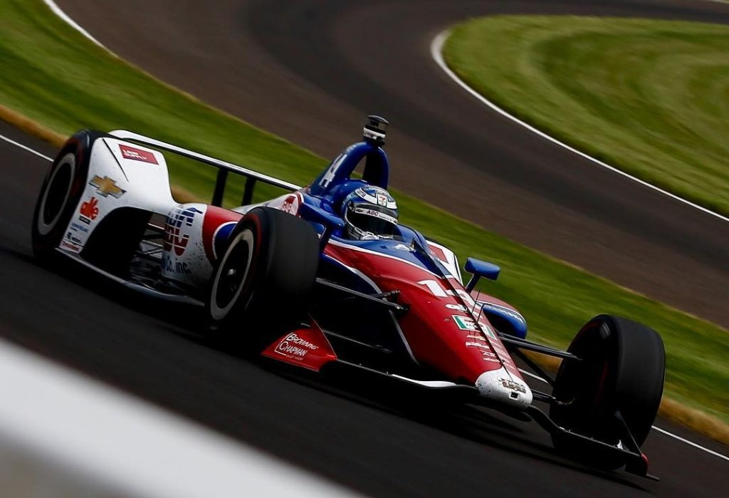 Indycar | Indy 500: Kanaan il più veloce nel Carb Day