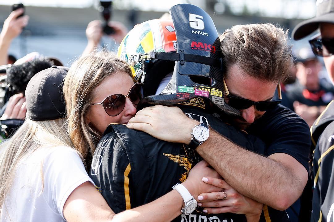 Indycar   James Hinchcliffe non si qualifica alla 500 Miglia di Indianapolis