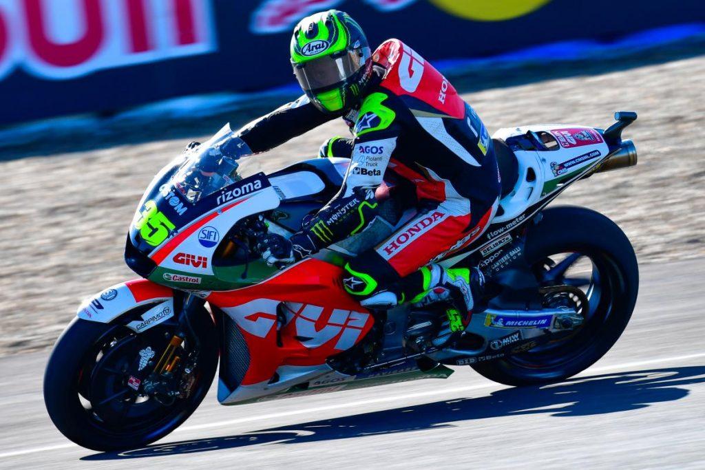 MotoGP | GP Spagna: quarta pole in carriera per Cal Crutchlow