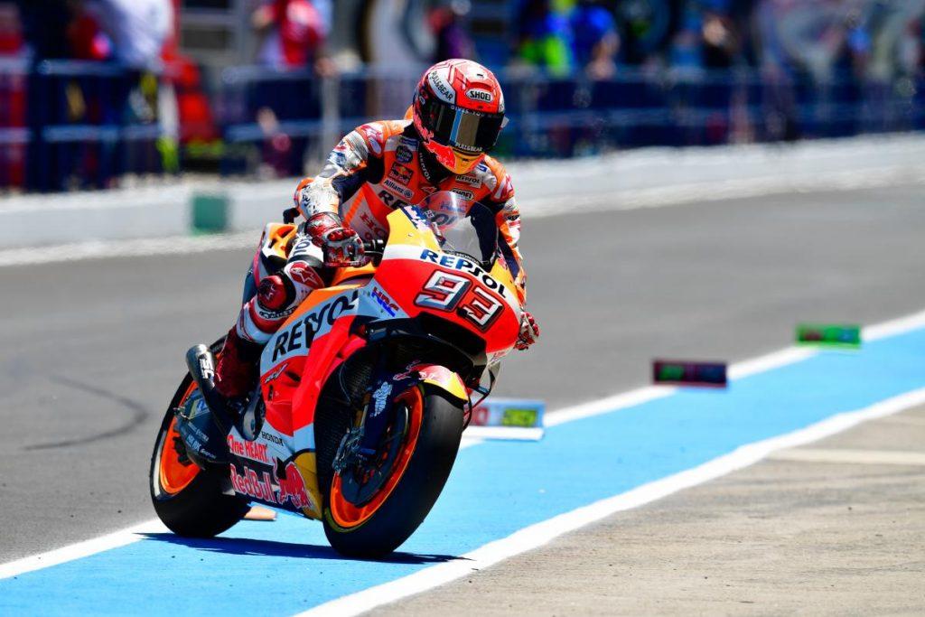 MotoGP | GP Spagna: Márquez al traguardo senza rivali, disastro Ducati