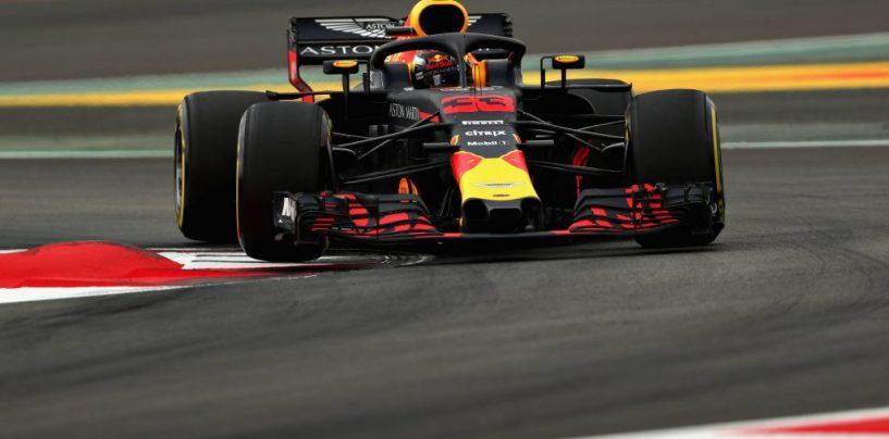 "<span class=""entry-title-primary"">F1 | Test Barcellona Day 1: Verstappen il più veloce</span> <span class=""entry-subtitle"">Al Montmelò, l'olandese ha preceduto Sainz Jr. e Vettel</span>"
