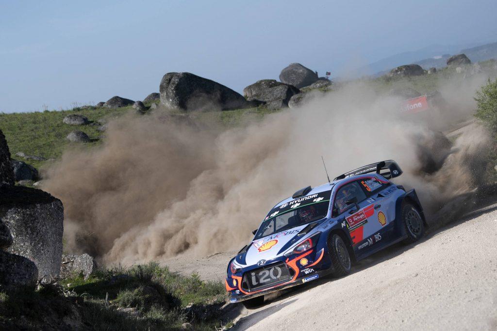 WRC | Portogallo: vittoria e leadership del mondiale per Thierry Neuville