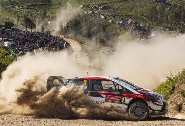 WRC   Portogallo: Lappi penalizzato, Sordo torna quarto
