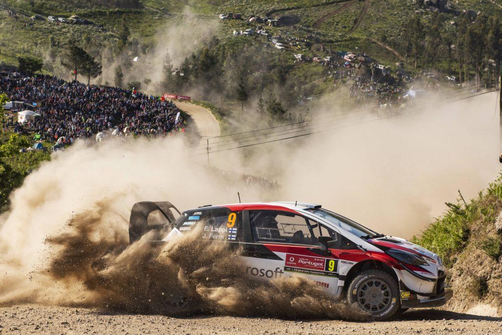 WRC | Portogallo: Lappi penalizzato, Sordo torna quarto