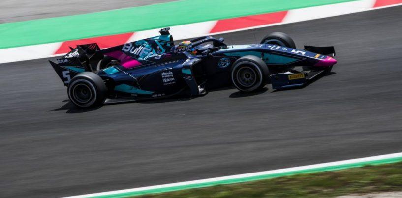 "<span class=""entry-title-primary"">F2 | GP Spagna: Pole position per Alexander Albon</span> <span class=""entry-subtitle"">Seconda pole consecutiva per l'anglo-thailandese. Secondo De Vries davanti a Ghiotto</span>"