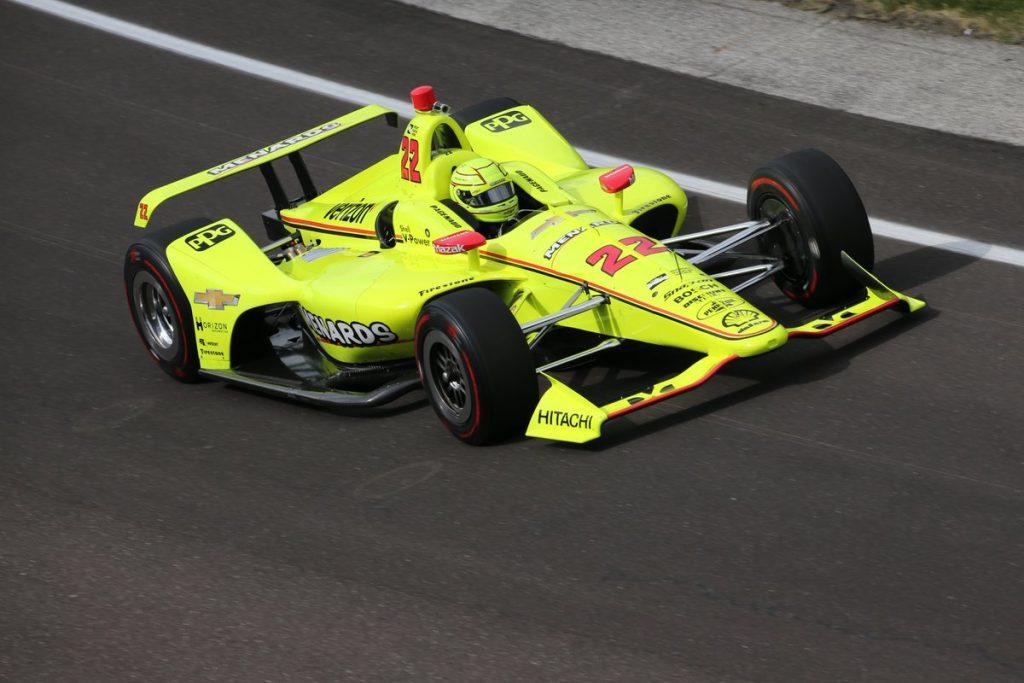 Indycar | Indy 500: Pagenaud il più veloce nel primo giorno di prove