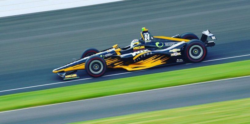 "<span class=""entry-title-primary"">Indycar | Indy 500: Karam il più veloce nelle libere del lunedì</span> <span class=""entry-subtitle"">Solo 14° il poleman Carpenter</span>"