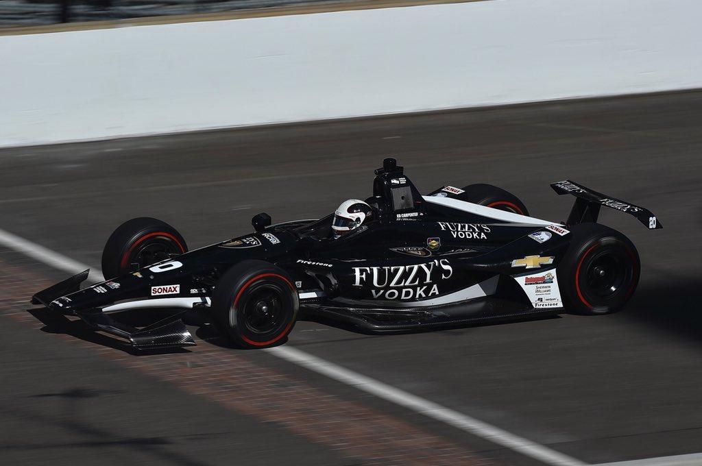 Indycar | Indy 500: Pole perentoria per Ed Carpenter