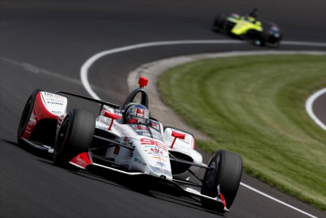 Indycar | Indy 500: Andretti ancora il più veloce nel Fast Friday