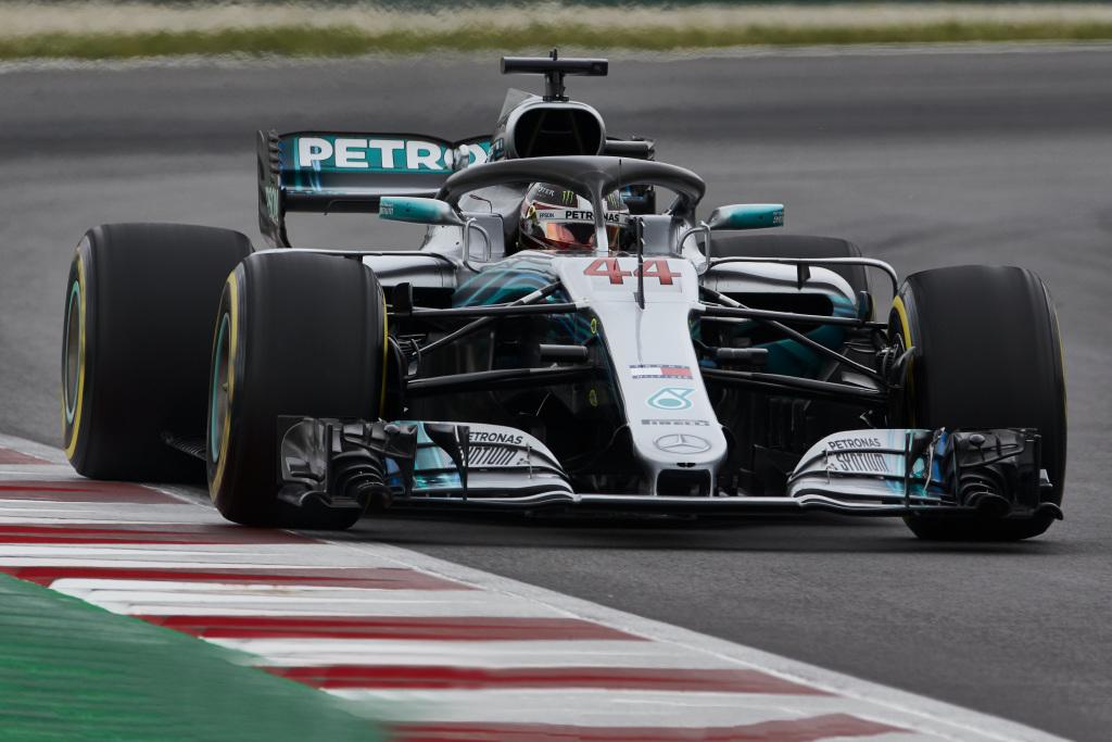 F1 | Lewis Hamilton rinnova con la Mercedes fino al 2020