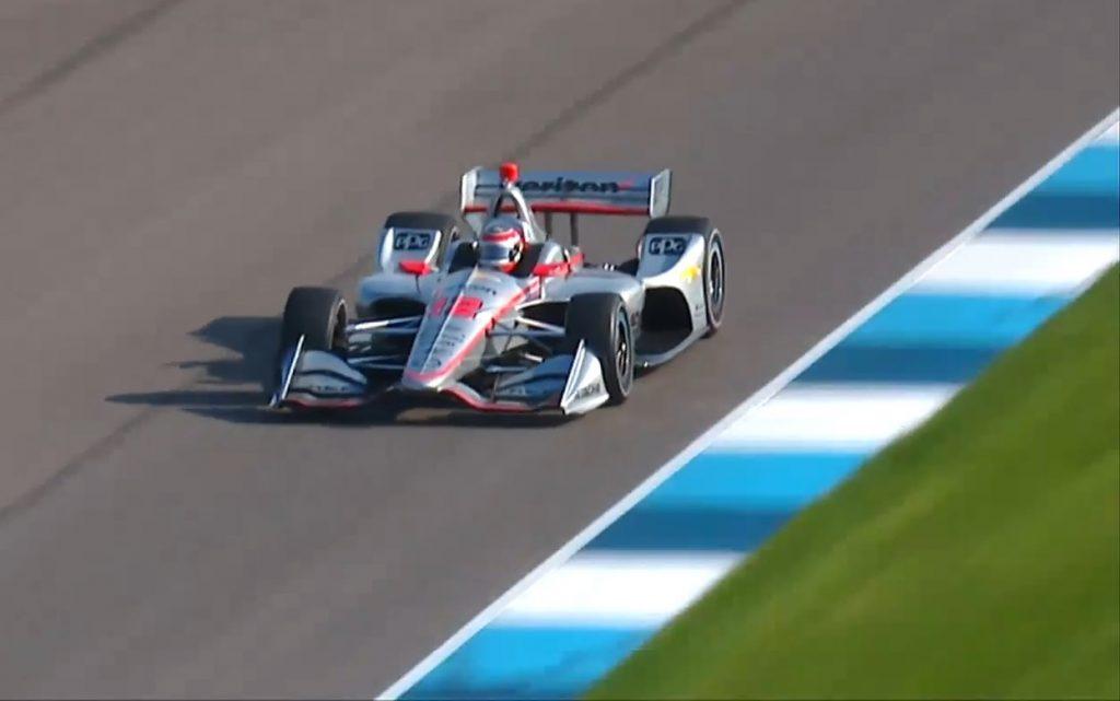Indycar | GP Indianapolis: Power al comando nelle FP1