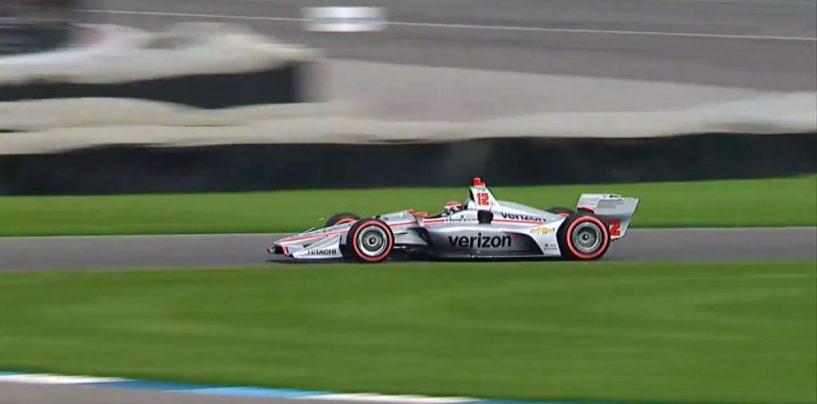 """<span class=""""entry-title-primary"""">Indycar   GP Indianapolis: Pole position per Will Power</span> <span class=""""entry-subtitle"""">51ª pole position in carriera per l'australiano che precede Wickens e Bourdais</span>"""