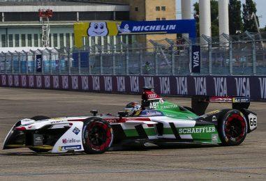Formula E   Berlino: Abt e di Grassi firmano la doppietta Audi!
