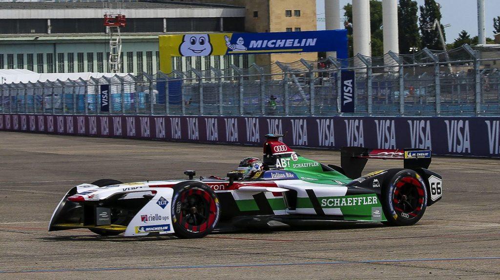 Formula E | Berlino: Abt e di Grassi firmano la doppietta Audi!