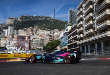 F2   GP Monaco: terza pole consecutiva per Alexander Albon