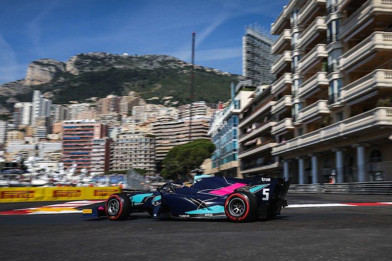 F2 | GP Monaco: terza pole consecutiva per Alexander Albon