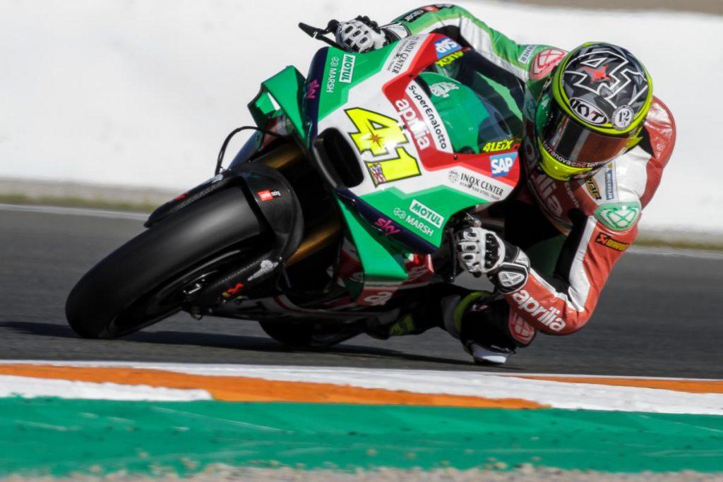 MotoGP | Aleix Espargaró rinnova con Aprilia per due anni