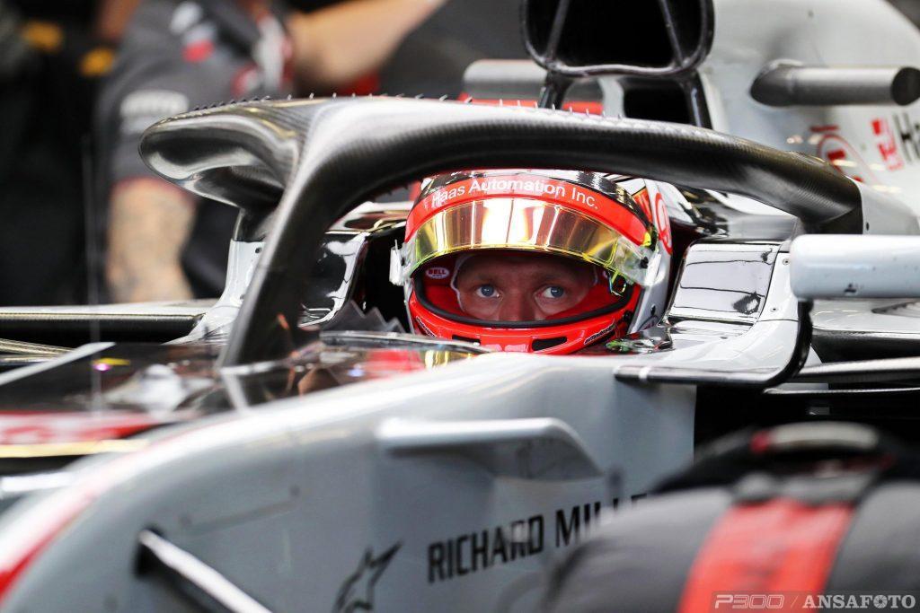 F1 | Magnussen: