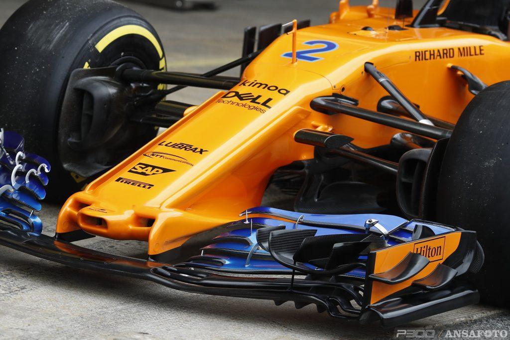 F1 | Novità anche in casa McLaren, ecco il nuovo muso