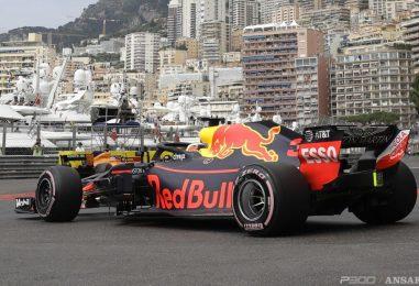 F1   GP Monaco, FP1: Red Bull velocissime, Ricciardo precede Verstappen