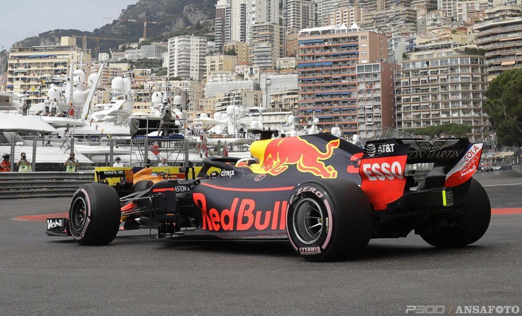 F1 | GP Monaco, FP1: Red Bull velocissime, Ricciardo precede Verstappen