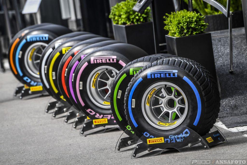 F1 | Pirelli dovrà semplificare la nomenclatura delle mescole nel 2019