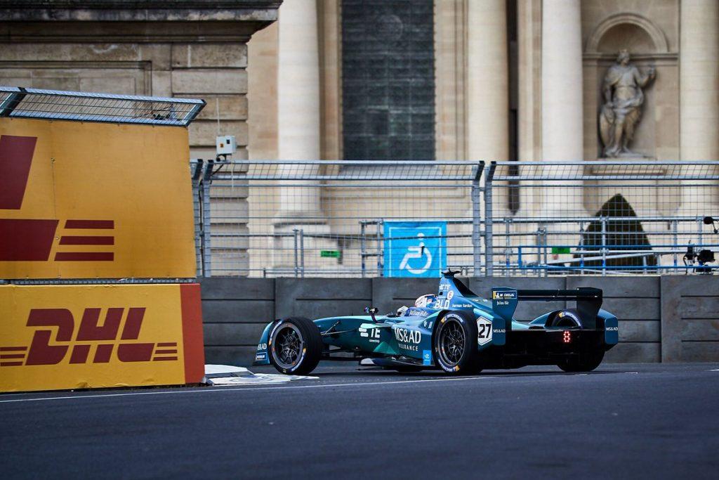 Formula E | Sarrazin rimpiazza Blomqvist fino al termine della stagione