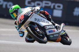 Moto3   GP Francia: Di Giannantonio vince ma è retrocesso, successo ad Arenas